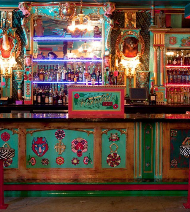 Unicorn Bar - Seattle (As well as 8 other bars in Seattle for when you want to get SHWASTED!)