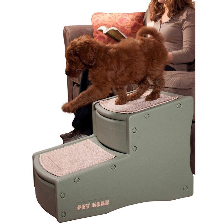 Best Pet Gear Sage Easy Step Ii Pet Gear Pet Stairs Cat Stairs 400 x 300
