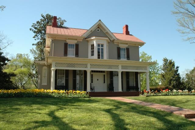 Explore the Frederick Douglass National Historic Site
