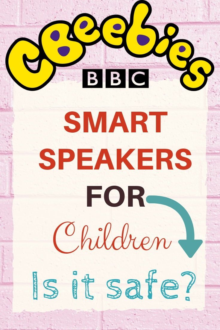 BBC first smart-speakers for kids 'Alexa, read me a story