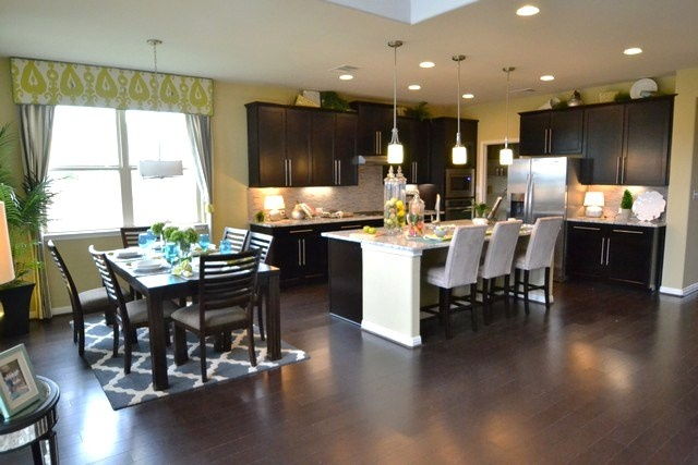 Garlic Creek Home Buda by Meritage Homes. Photo by Allen Deaver REALTOR® Sky Realty