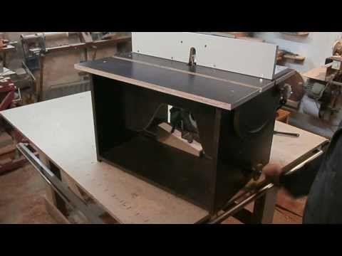 ISHITANI - Making a Kigumi Table - YouTube