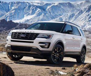 2017 Ford Explorer release date, interior, price, redesign, sport