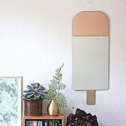 top3 by design - Elements Optimal Denmark - ice cream mirror rose