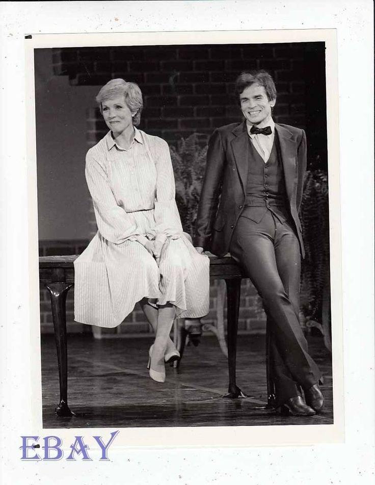 Rudolf Nureyev and Julie Andrews
