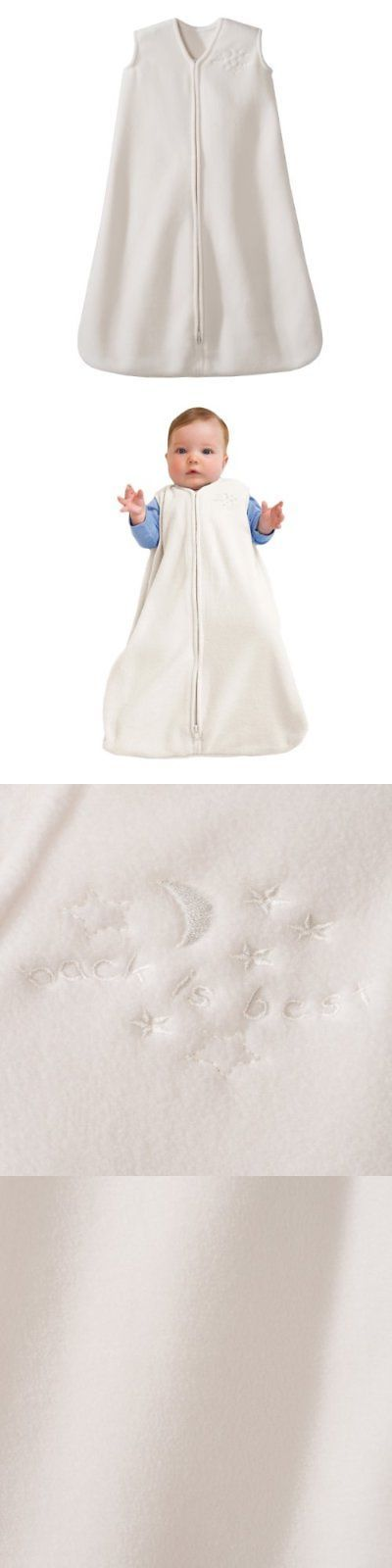 Sleeping Bags and Sleepsacks 100989: Halo Sleepsack Micro-Fleece Wearable Blanket Cream Small -> BUY IT NOW ONLY: $30.58 on eBay!