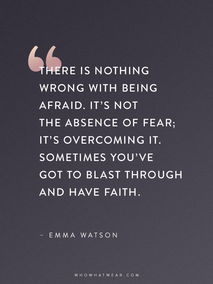 Emma Watson Quotes That Every Woman Should Read via @Who What Wear