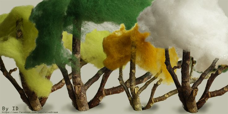 cotton trees impulsive dream