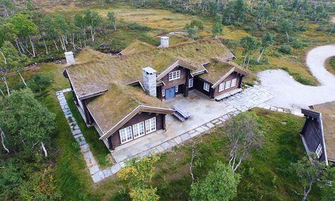 Fantastisk hytte på Hovden