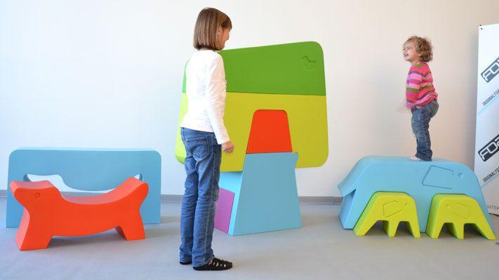 Foam-tek Kids Furniture   Sotano studio