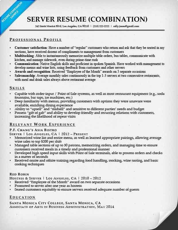 Found on Google from resumecompanion.com