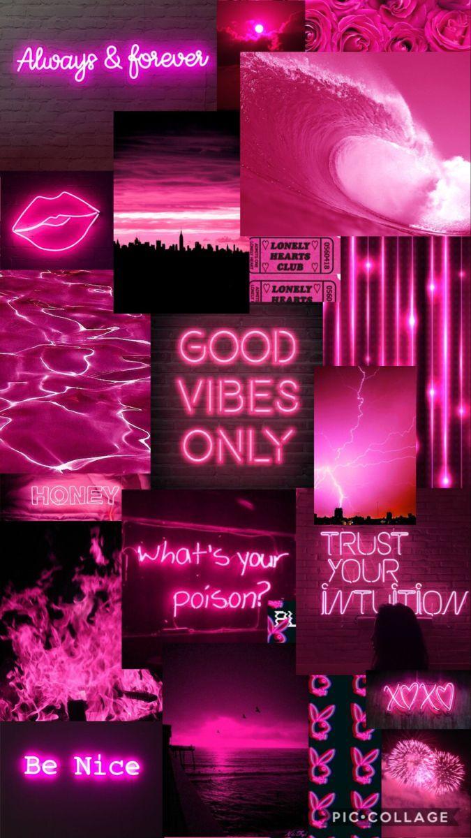 Wallpaper Pink Wallpaper Girly Pink And Black Wallpaper Iphone Wallpaper Girly