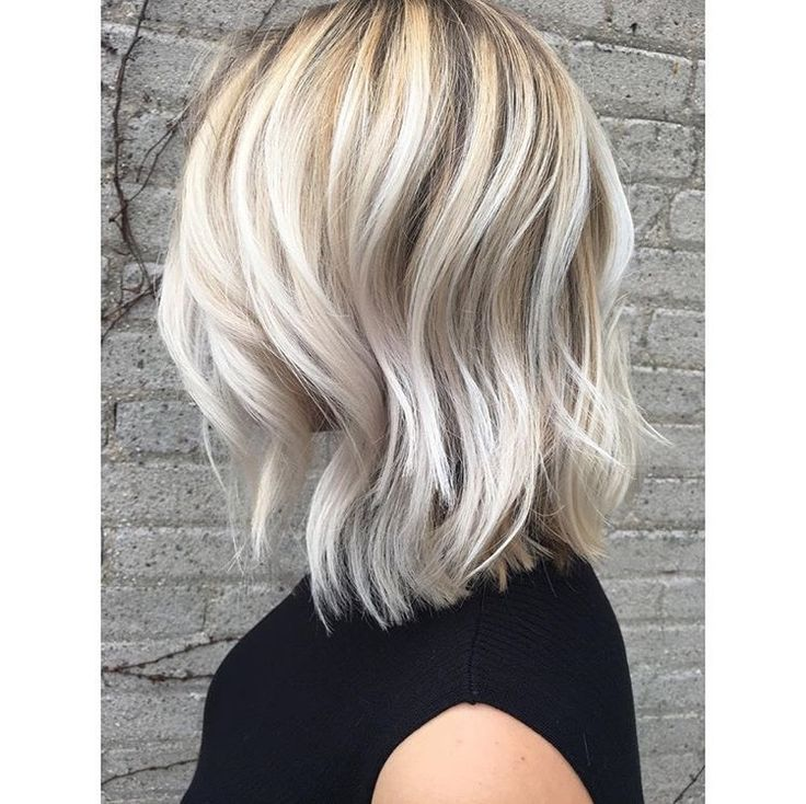 17 Best Ideas About Medium Length Blonde On Pinterest