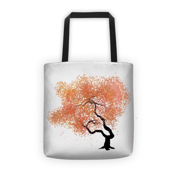 Zen Tree - All Over Bag