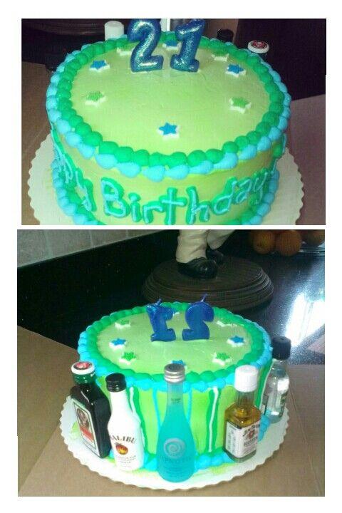 11 Best 21st Birthday Cake Images On Pinterest 21st Birthday Cakes