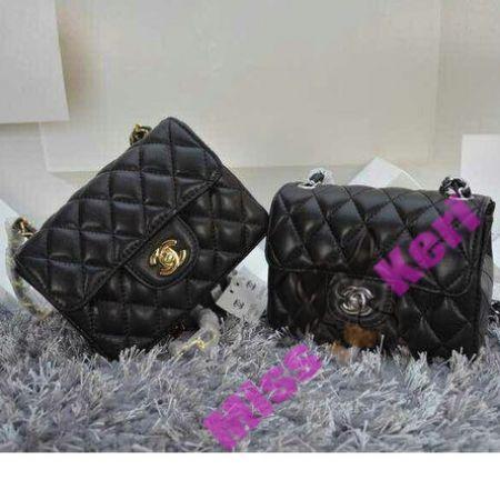 Купить сумку Chanel (Шанель) 2.55 mini black, цена, интернет магазин в Украине и России