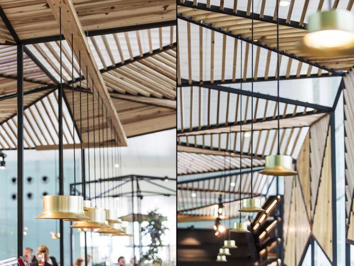 Restaurante dehesa santa mar a en t1 del aeropuerto de - Dehesa santa maria ...