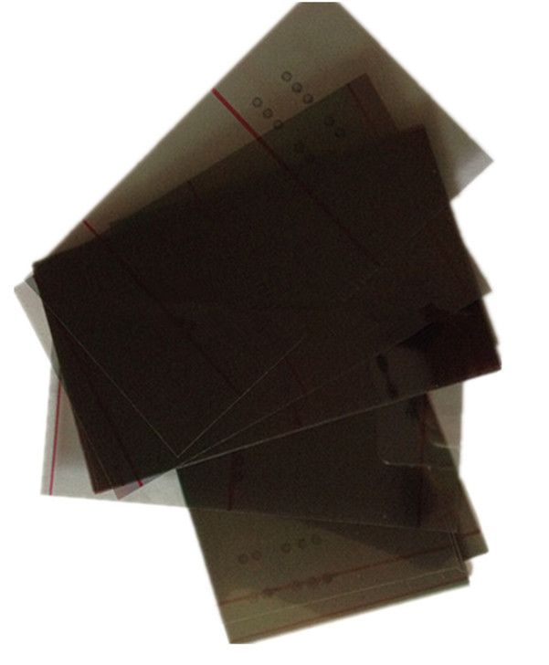 Super Deal 100PCS/LOT New LCD Polarizing Film For iPhone 4 4G 4S Front LCD Screen Filter Polarizer Polarized Light Film