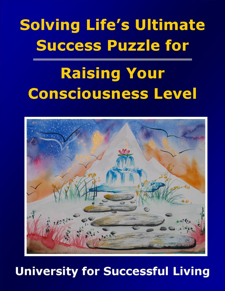"Raising Your Level of Consciousness will help you expand the number of things you are aware of while increasing the depth of understanding you have about who you are. This interactive ""how to guidebook"" includes insightful self-discovery exercises that will help you enjoy the benefits of an awakened consciousness—from better health, wiser  decisions, and richer relationships—to inner peace, access to intuitive information, and a sense of empowerment."