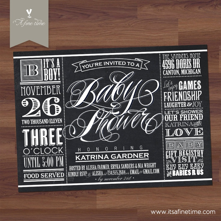 baby shower invitation for twins%0A Baby Shower Invitation  Lucky Label Chalkboard Vintage Typography Label    Poster Style  Boy  Girl  Twins  Gender Neutral  Printable  via Etsy