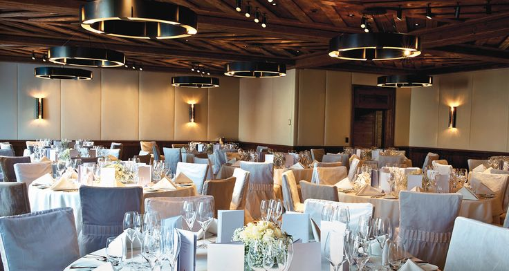 Alpina Gstaad Hotel by HBA London by @BRABBUContract  hospitality design, contract furniture, restaurant design  #contractfurniture #hospitalitydesign #hospitalityfurniture  More projects: http://brabbucontract.com/projects