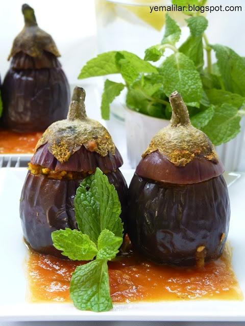 Dolmeh bademjan / Delicious Iranian food