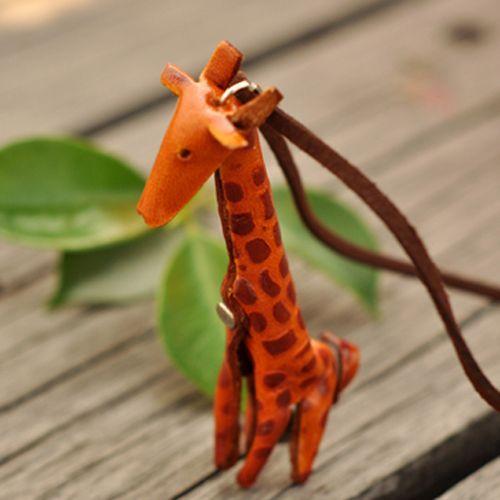 Фанк натуральная кожа решений жираф шарм ожерелье из натуральной кожи старинные ювелирные изделия ожерелье для женщин NL-2186