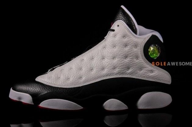 Air Jordan XIII He Got Game (January 2013)-Photo #sneakers #kicks