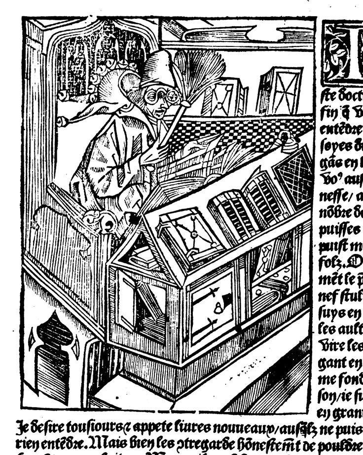 La Nef des fous 1499 #bibliothèque