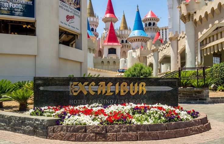 Location: 3850 S Las Vegas Blvd, Las Vegas, NV 89109 Excalibur Hotel and Casino is owned and operated by MGM Resorts International. Located on the Las Vegas Strip at the Tropicana & Las Vegas B…