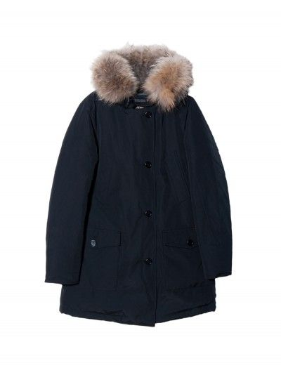 NY Friends - keep warm in this Woolrich coat! | @OTTE NY