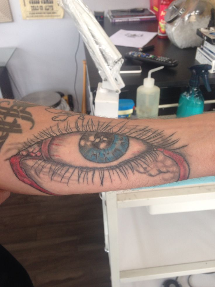 Tattoo on Adam Dimond at A Personal Touch Tattoo in Peterborough