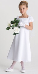 First Communion Dress.