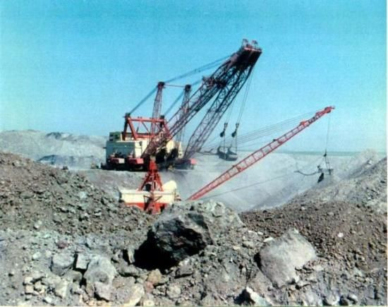 Big Muskie Dragline Pictures Big Muskie Aep S Goliath
