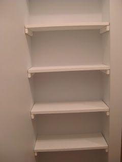 Closet Shelving Ideas best 25+ diy closet shelves ideas on pinterest | closet shelves