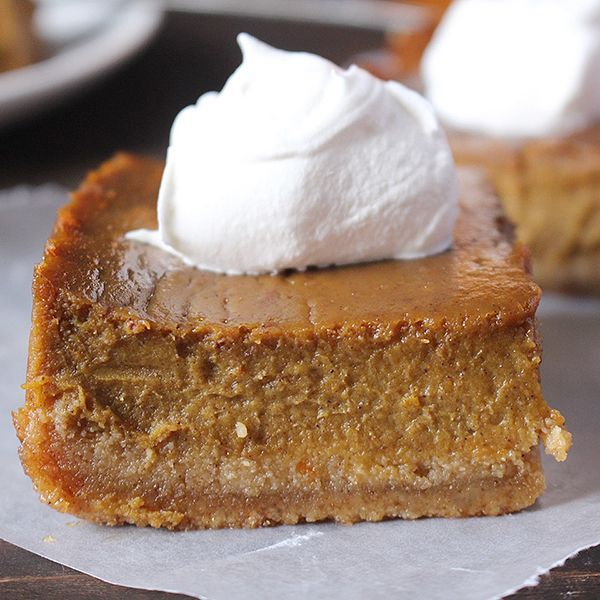 These Paleo Pumpkin Pie Bars are easy and so delicious! A graham cracker-like crust and rich, smooth filling makes for a perfect treat. Dairy free, gluten free, and naturally sweetened. I know Thanksgiving is less than a week away and you may already have your menu planned. But I had to get the recipe for...Read More »
