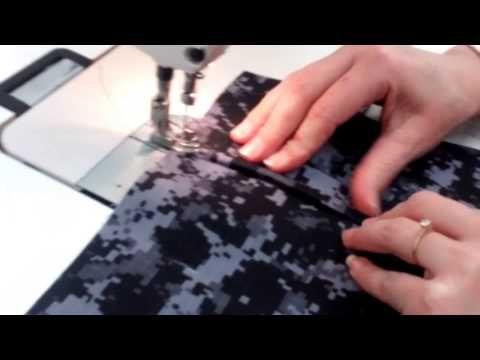 Como hacer el puño de una camisa - YouTube