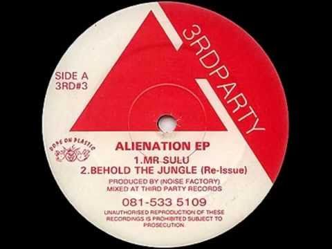 Noise Factory - 'Mr. Sulu' - (Alienation EP) - 3rd Party (1993)