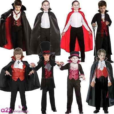 #Royal vampire count dracula halloween #deluxe cape kids boys #fancy dress costum,  View more on the LINK: http://www.zeppy.io/product/gb/2/111773467194/