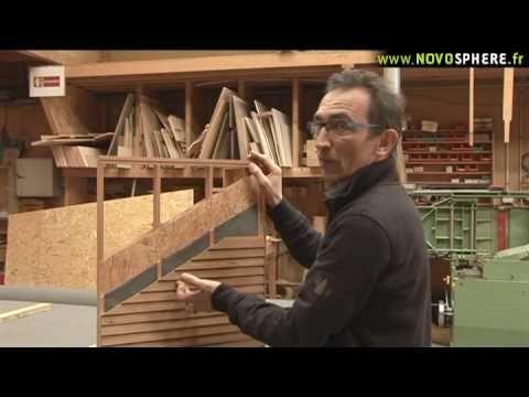 La technique de l\u0027ossature bois - Novosphere Habitat 1 BOIS
