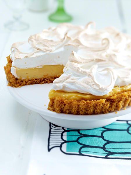Key Lime Pie: Sonniger Limettenkuchen