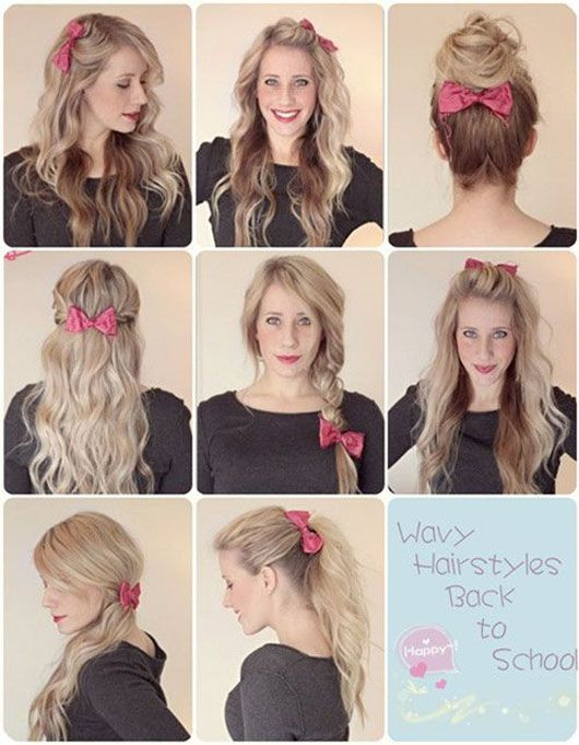 7 best Hair Style images on Pinterest | Make up looks, Beauty tips ...