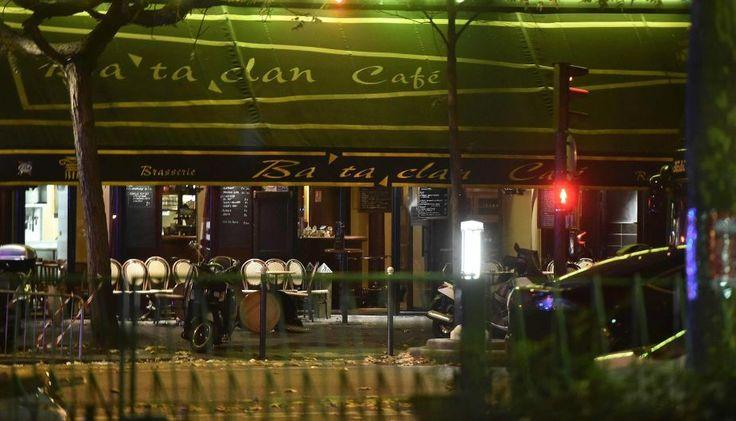 Tiroteo en París: Más de 140 muertos en sala Bataclan tras ataques en Francia [Fotos y videos]