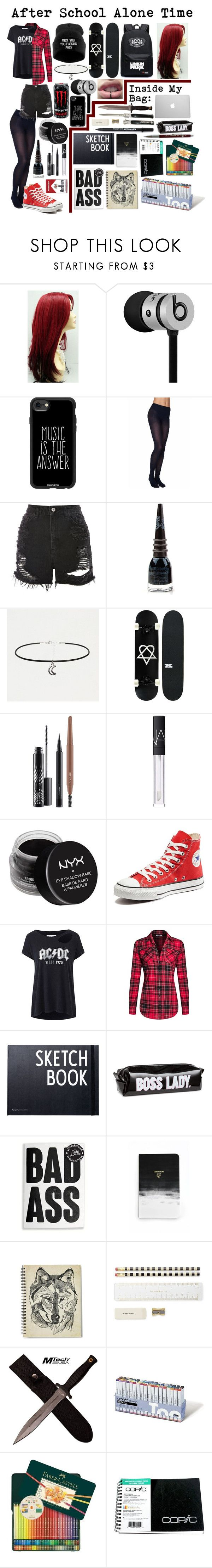 "e8df73abed25874f55c8d580d5a6c951 - ""Untitled #8"" by thebloodymassacre on Polyvore featuring Beats by Dr. Dre, Caset..."