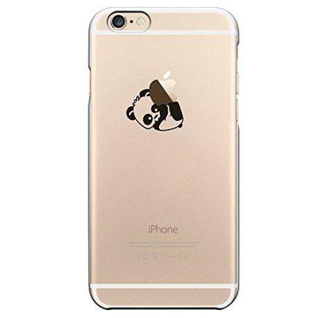 AAABest-Coque-iPhone-6s-Coque-AAABest-Coque-iPhone-6-6s-Transparente-Cute-Motif-Premium-TPU-Souple-Etui-de-Protection-absorbant-les-chocs-Ultra-mince-Anti-rayures-pour-iPhone-6-iPhone-6s-47-pouces-pan-0