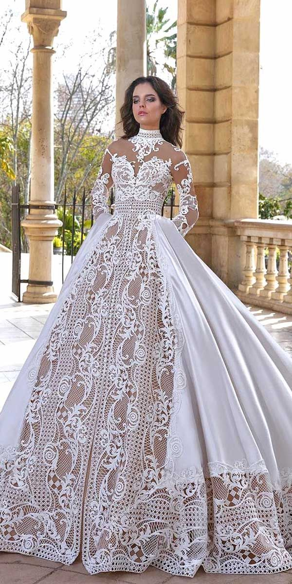 Crystal Design 2016 Wedding Dresses Collection ❤ See more: http://www.weddingforward.com/crystal-design-2016-wedding-dresses-collection/ #weddings #dresses #crystaldesign