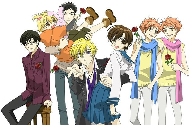 Which Ouran High School Host Club Host Are You?