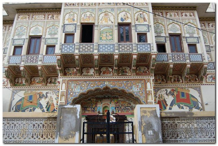 In the heart of Shekhawati region of Rajasthan is the tourist hot-spot Mandawa, known  for its beautiful forts and havelis