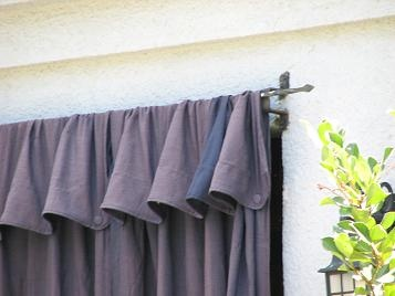 Curtain Hanging Ideas Entrancing With Hanging Curtain Idea Picture
