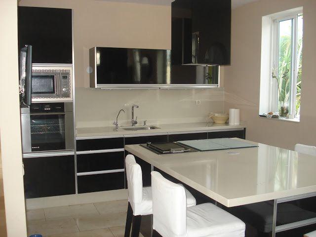 dise o de cocinas cocinas modernas en color negro en
